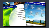 BioDevelopment web site